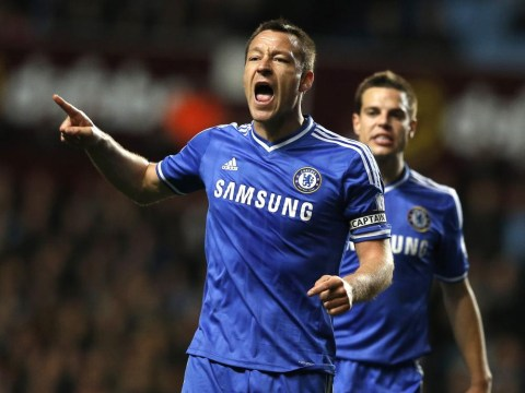 John Terry in negotiations over new one-year Chelsea deal
