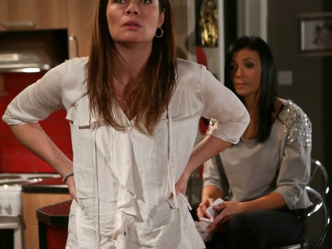 Coronation Street spoiler: Carla left speechless as she discovers she's pregnant after Michelle urges her to take test