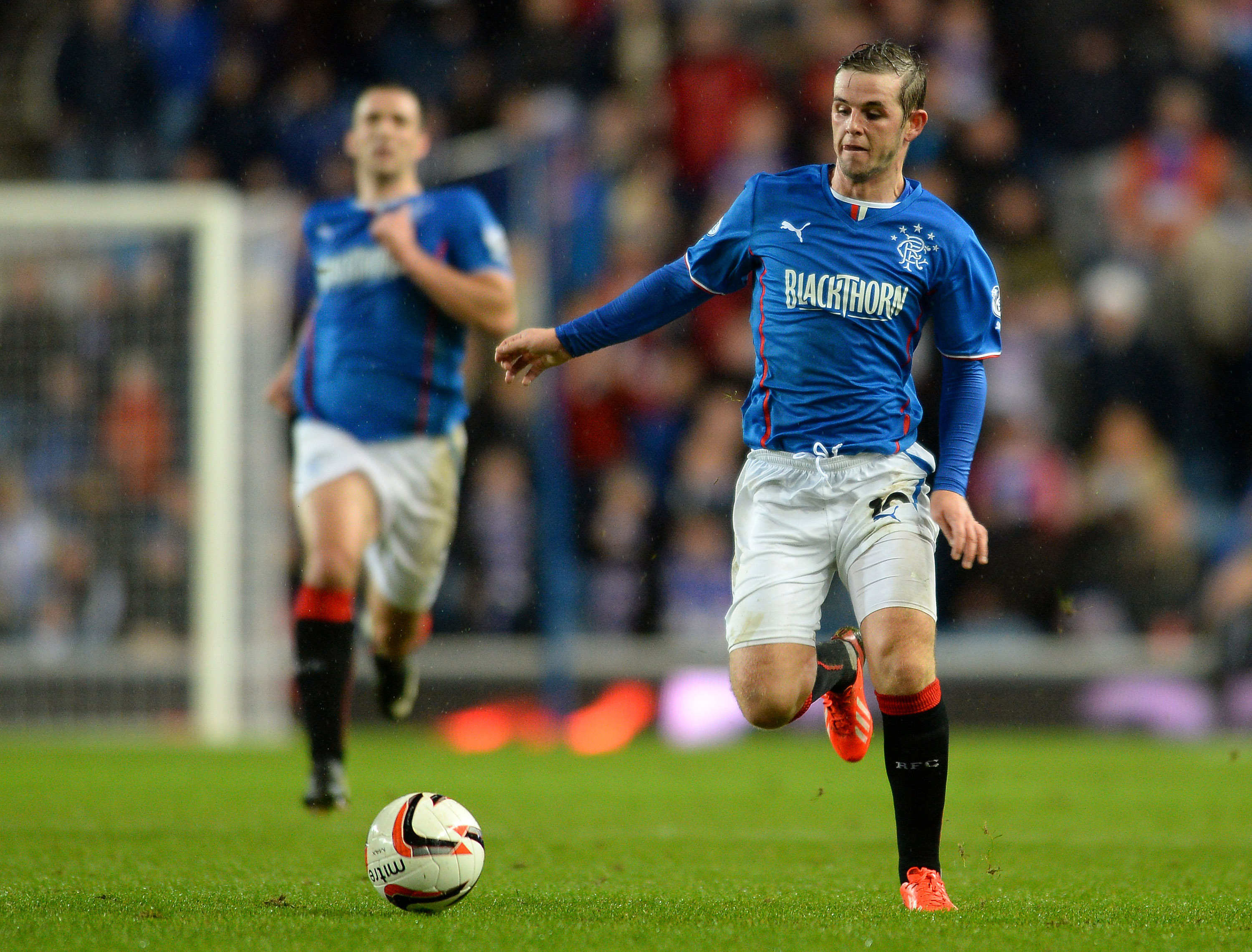 Should Rangers get the plaudits for the their League One title win?