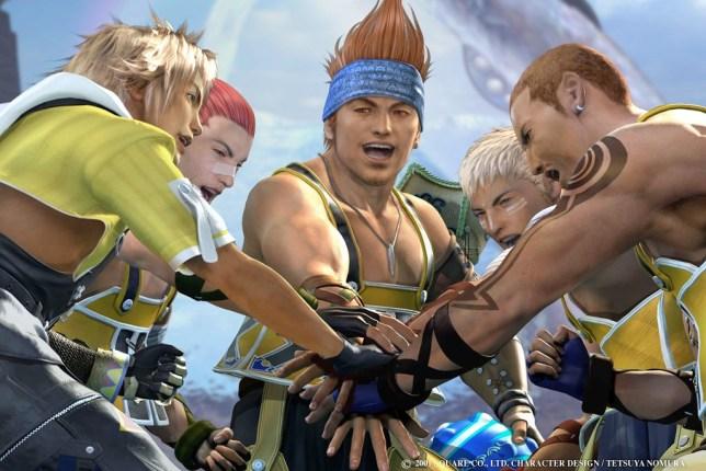 Final Fantasy X- defeat evil, play Blitzball