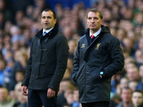Arsenal line up Liverpool boss Brendan Rodgers and Everton manager Roberto Martinez as Arsene Wenger replacements