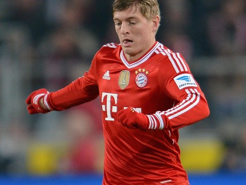 Manchester United 'to tempt Toni Kroos with £250,000-a-week contract offer'