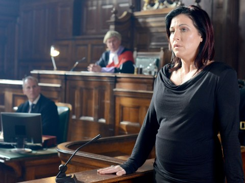 EastEnders spoiler: As Janine's trial arrives – will Kat give evidence to save Stacey or will she buckle under the pressure?