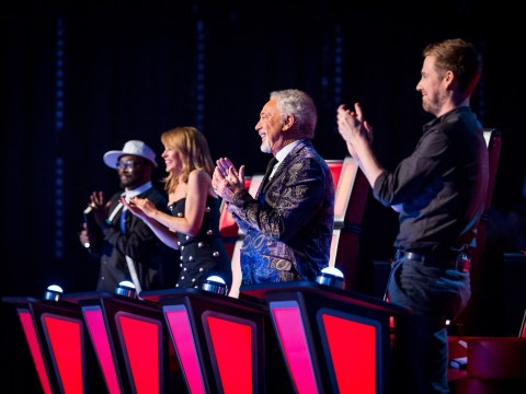 The Voice 2014 – Saturday night knockout as Team Tom takes on Team Kylie