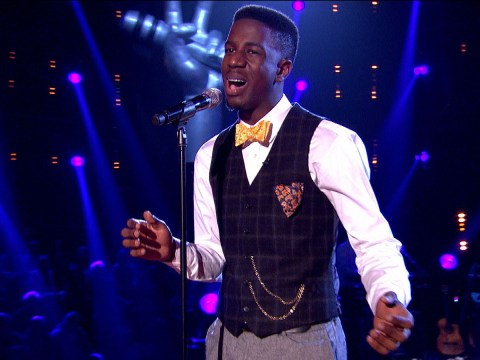 Jermain Jackman encouraged to audition on The Voice 2014 after winning New York talent show
