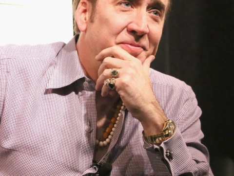 How Nicolas Cage saved the day at SXSW