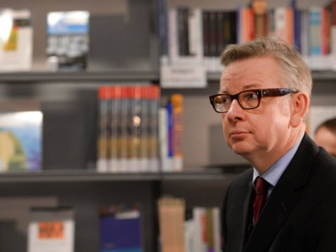 Educating Yorkshire teacher Mr Steer blasts Michael Gove at awards ceremony with crude message