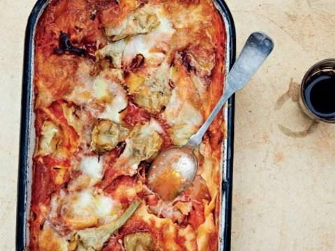 Recipe: How to make Bill Granger's artichoke and ham lasagne