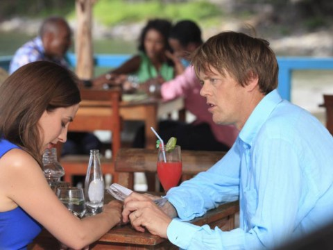 Death In Paradise did have its quirks but it was too formulaic and a touch lazy