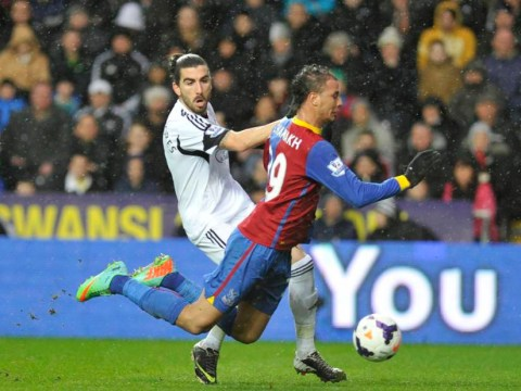 Tony Pulis determined to stamp out diving 'disease' among Crystal Palace players with fines for Jerome Thomas and Marouane Chamakh