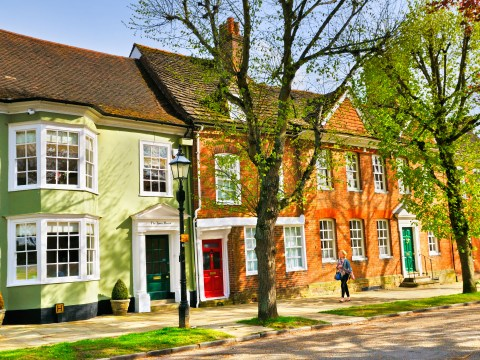 Horsham, West Sussex: A  historic market town that gets the balance just right