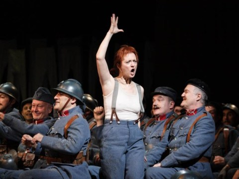 Patrizia Ciofi triumphant in La Fille du Regiment at Royal Opera House