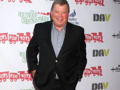 William Shatner: Doing this interview is scaring me
