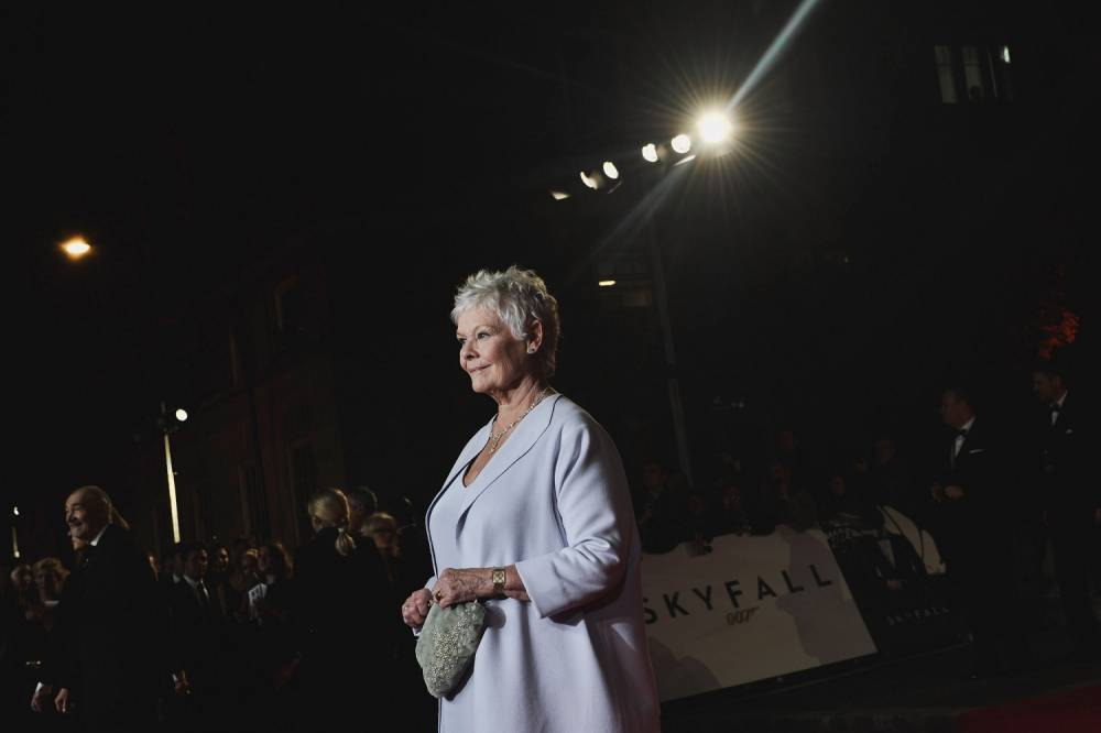 AMD: The reason Judi Dench can no longer read scripts