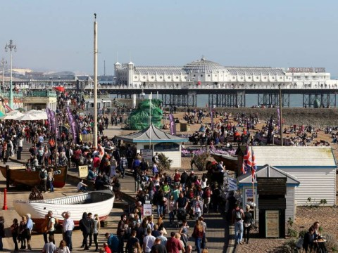 Sorry Bristol, Brighton is probably the best city in the UK
