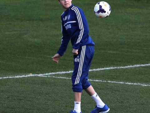 Niall Horan trains with Chelsea as One Direction bid to takeover football