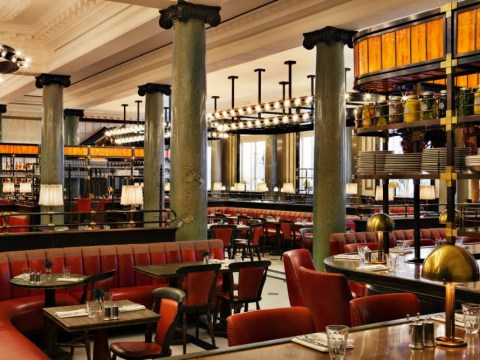 Holborn Dining Room: Plenty to recommend about new British brasserie