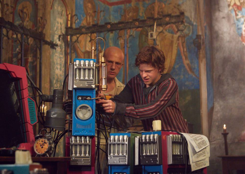 The Zero Theorem: A dystopian delight but it lacks Terry Gilliam's Brazil genius