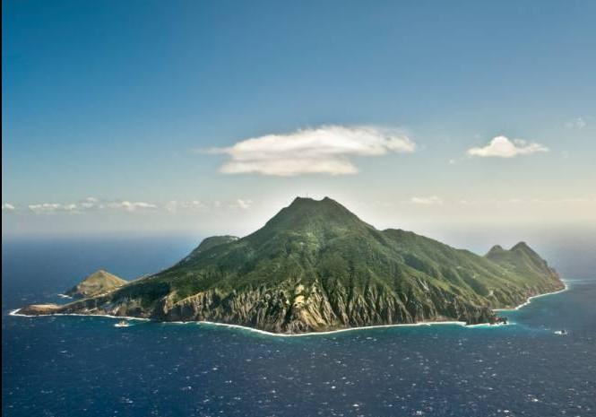 Saba Rock in the British Virgin Islands (Picture: Alamy)