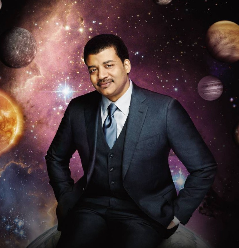Neil deGrasse Tyson presents Cosmos: A Spacetime Odyssey (Picture: supplied)
