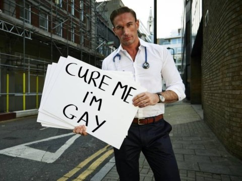 Undercover Doctor: Cure Me, I'm Gay proved cures don't work