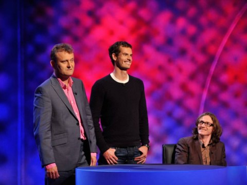 Sport Relief 2014: Andy Murray ripped to shreds in Mock The Week special