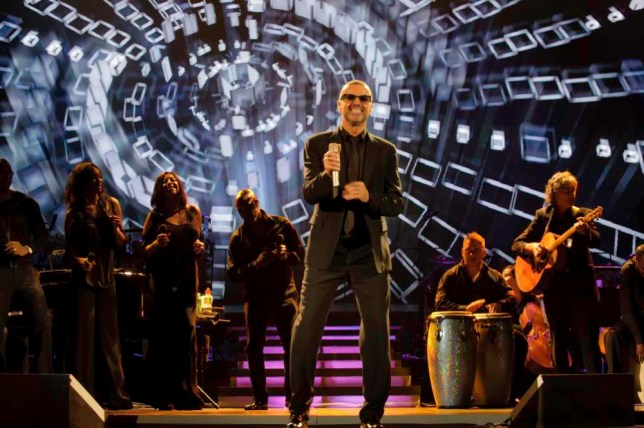 George Michael's Symphonica isn't blessed with an abundance of new material (Picture: Caroline True)