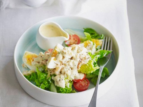 Mother's Day recipe: Crab salad with Louis dressing by Louise Pickford