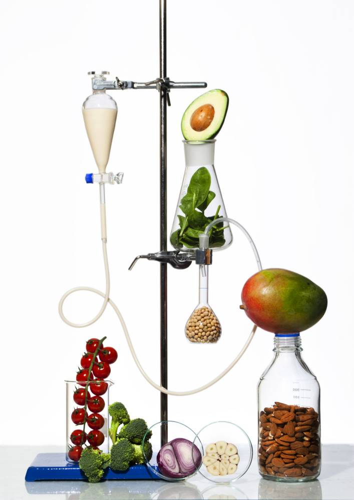 Many detox remedies such as juices and abstinence diets are sold as a way to cleanse the system (Picture: Shutterstock)