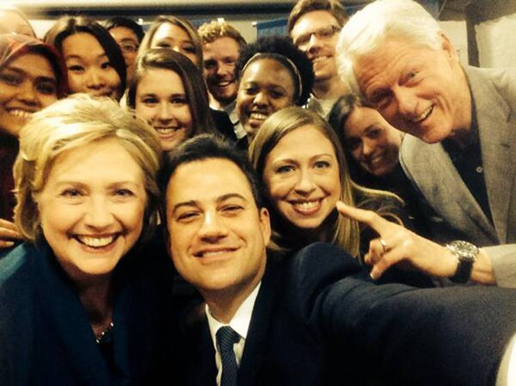 The 7 most annoying selfies (so far)