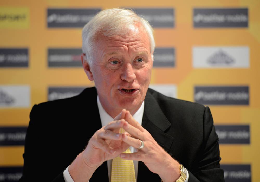 Leyton Orient chairman Barry Hearn tells boo-boys they can 'go and support someone else'