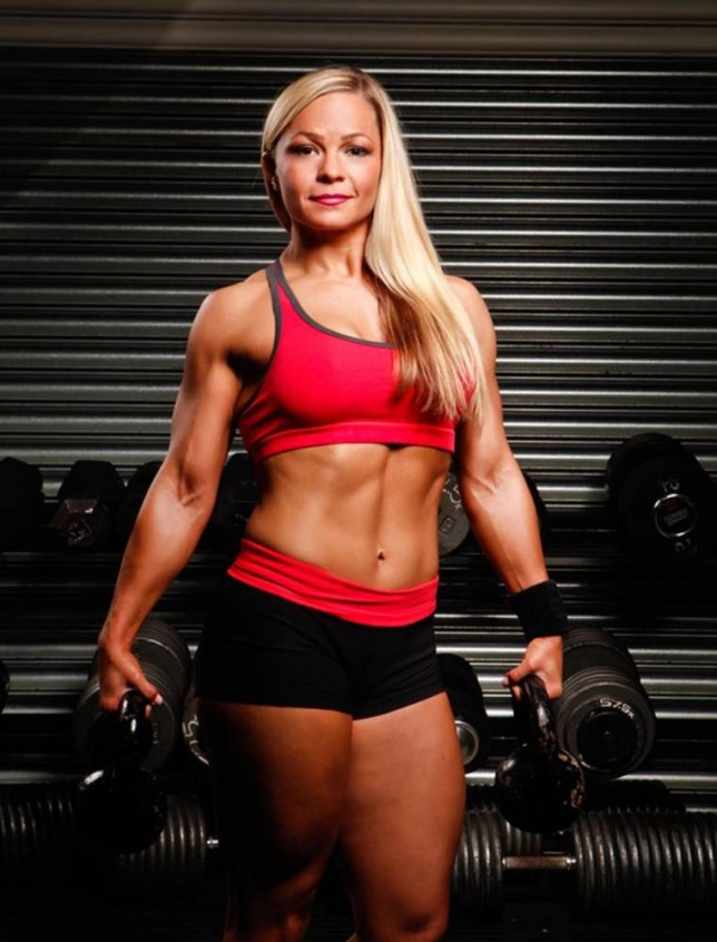 Date: 26 March 2014nA female bodybuilder has slammed an NHS nurse who branded her overweight and told her she needed to exercise more and eat less.nAthletic Anita Albrecht (Pictured) was left stunned when a nurse told her she was ¿eating too much¿ and needed to go on a drastic diet to lose weight during a routine appointment.