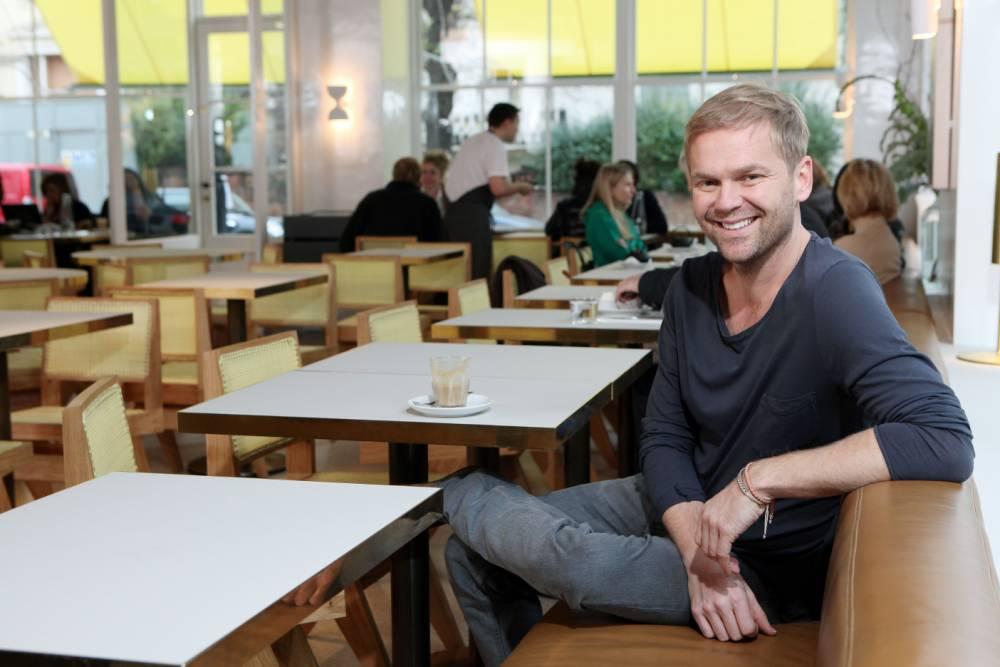 Australian chef Bill Granger has written Bill's Italian Food, which is pale and interesting (Picture: Matt Writtle)