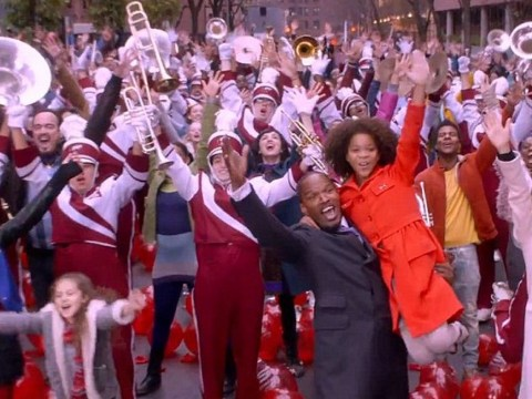 Quvenzhané Wallis belts out Hard Knock Life in first Annie trailer