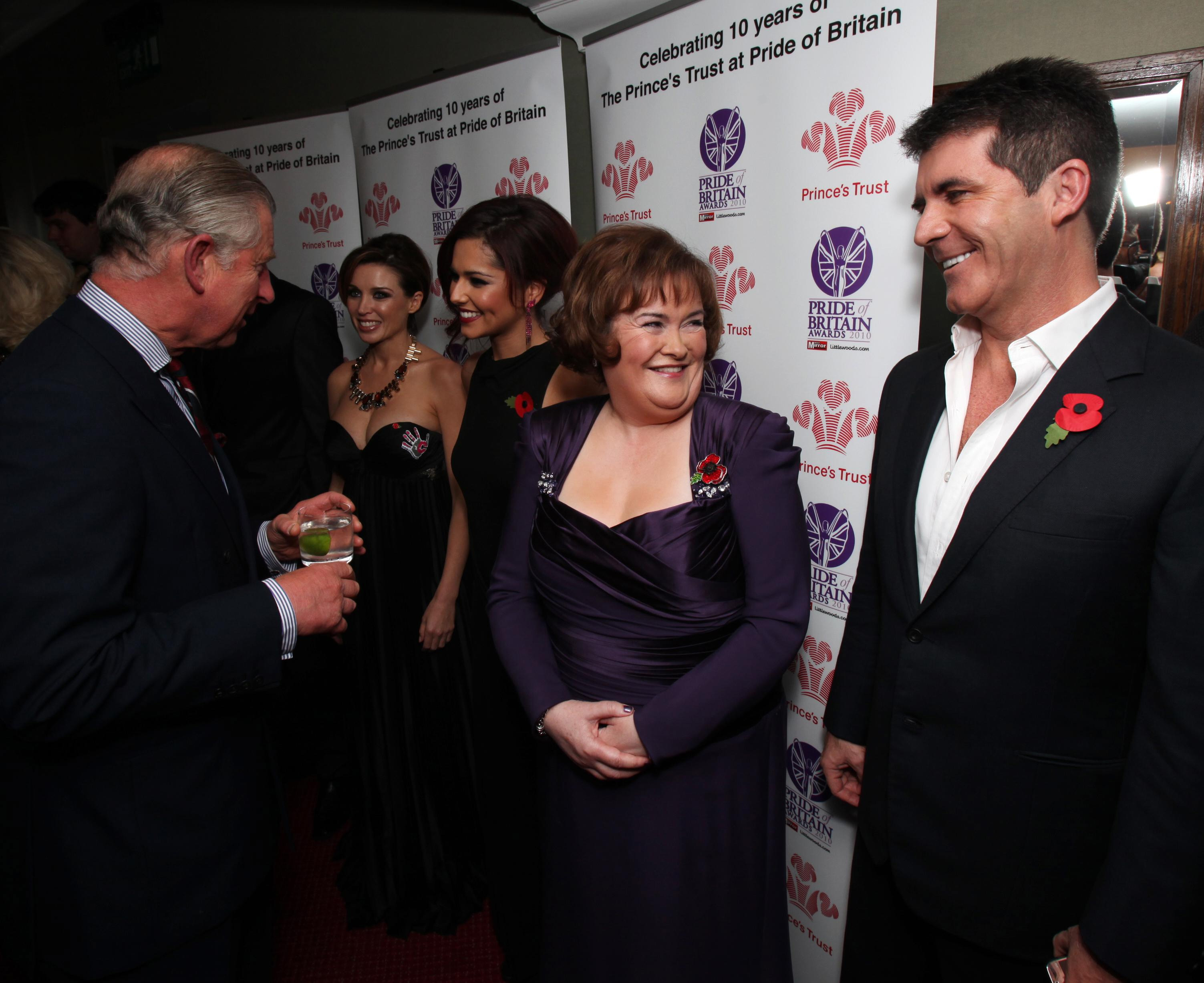 Susan Boyle has a 'quirky and playful side' apparently (Picture: PA)