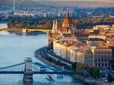 Budapest is best for budget breaks: City costs a third less than other European hotspots