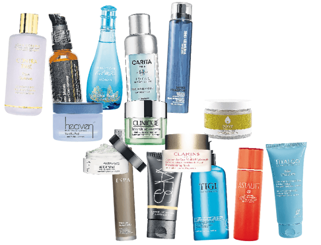 Beauty products influenced by the ocean will be popular  (Picture: supplied)