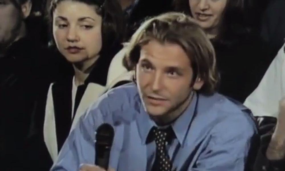 'You're not going to ask Sean Penn a question and be huge': Except in the case of Bradley Cooper that is