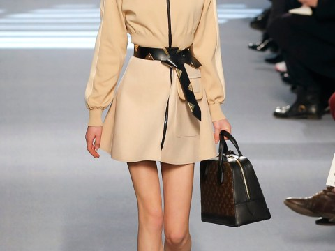 Paris Fashion Week: Nicolas Ghesquiere's Louis Vuitton AW14 collection salutes the past but looks to the future