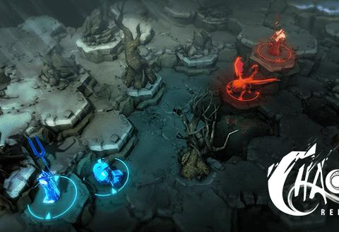 XCOM creator Julian Gollop interview – Chaos Reborn on Kickstarter