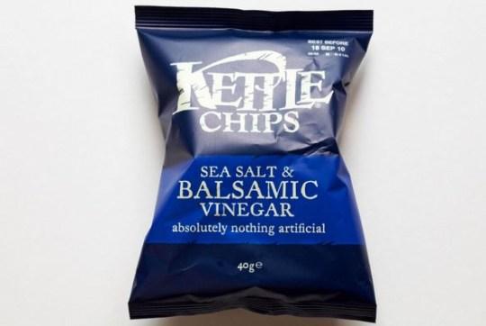 Jon Hughes: Couple 'discover dead shrew' in bag of Kettle Chips