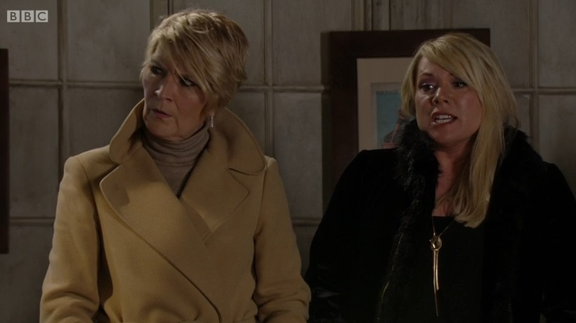Everyone was Team Shierly on Eastenders (Picture: BBC)