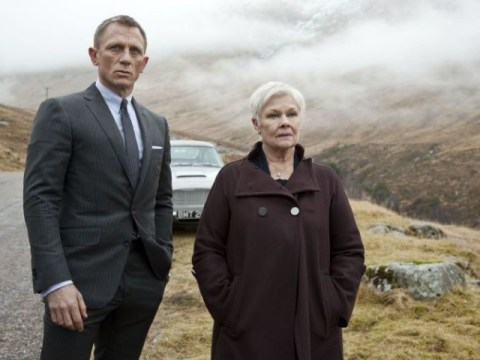 James Bond was supposed to kill M in an early script for Skyfall