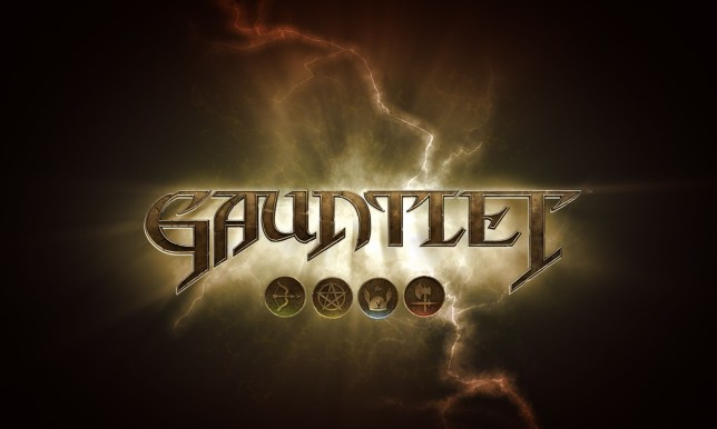 Gauntlet – available in any colour as long as it's brown