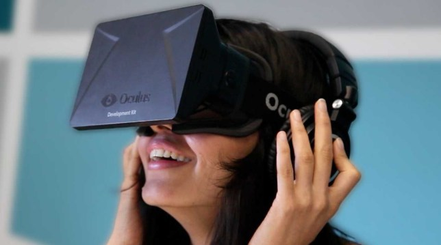 Oculus Rift - the future of everything?