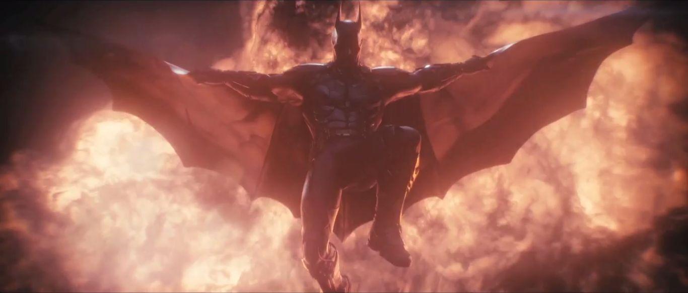 Batman: Arkham Knight - that sure was a good trailer