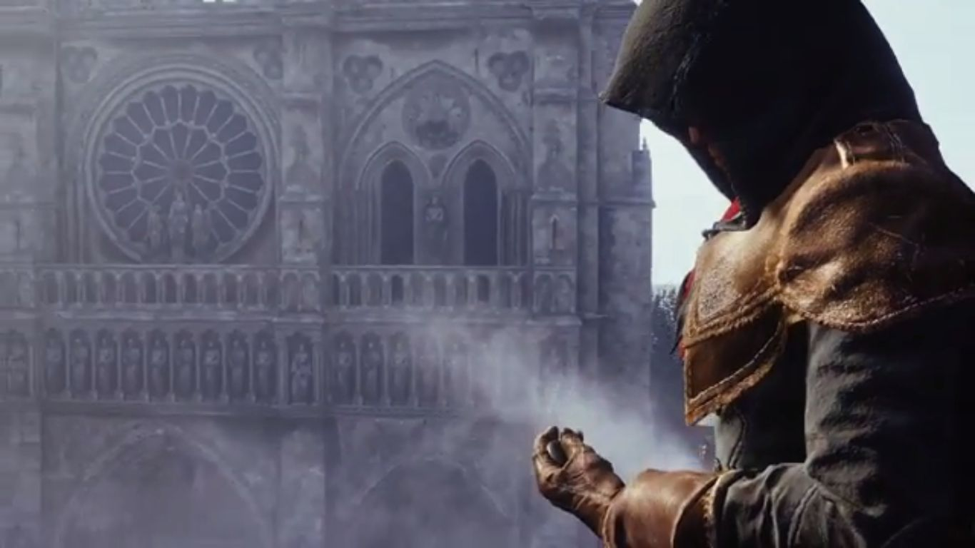 Assassin's Creed Unity - off with their heads!