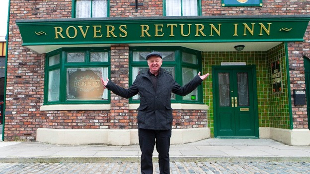 Les Dennis is set to join the cast of Coronation Street this month  (Picture: ITV)