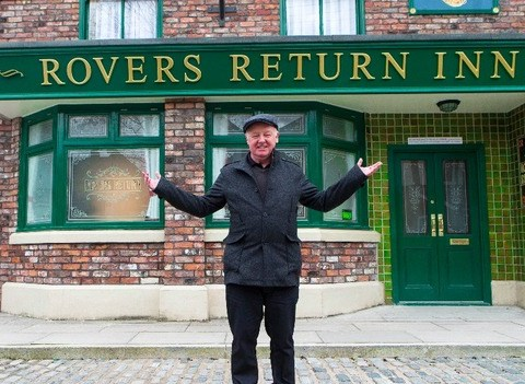 Les Dennis reveals he auditioned for Hollyoaks before Coronation Street