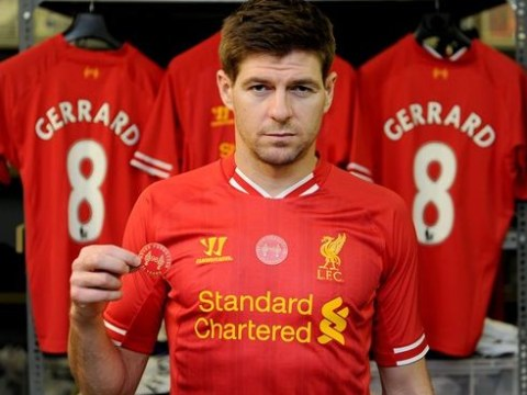 Liverpool launch 'Patch for the 96' to commemorate 25th Hillsborough anniversary